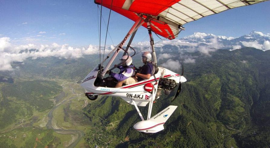 Discover Ultra Flight in Pokhara